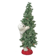 Ditz Designs Frosted White Diamond Tree 72 in 70281