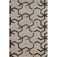 Jaipur Addy Rug from Blue Collection - Light Gray