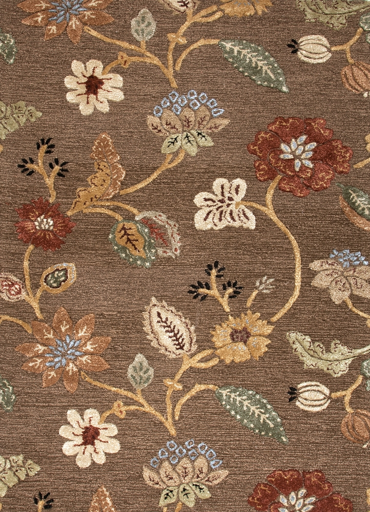Jaipur Garden Party Rug From Blue Collection Product View