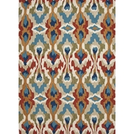 Jaipur Chapan Rug from Brio Collection - Mosiac Blue