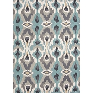 Jaipur Chapan Rug from Brio Collection - Gargoyle
