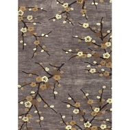 Jaipur Cherry Blossom Rug from Brio Collection - Cinder