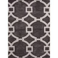 Jaipur Regency Rug from City Collection - Smoked Pearl