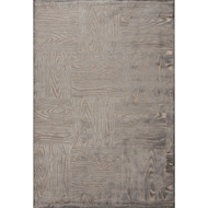 Jaipur Engrain Rug from Fables Collection - Neutral Gray