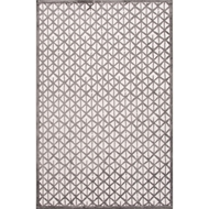 Jaipur Stardust Rug from Fables Collection - Flint Gray