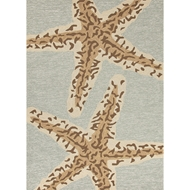 Jaipur Sea Star Rug from Grant-I-o Collection