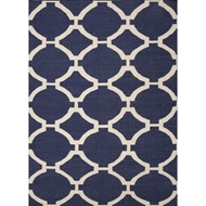 Jaipur Rafi Rug from Maroc Collection - Medieval Blue
