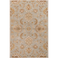Jaipur Abers Rug from Mythos Collection - Jadeite