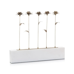 John-Richard Antique Brass Blooms JRA-10576