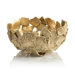 John-Richard Textured Brass Bowl JRA-10679