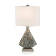 "John-Richard 24.5"" Glass Mosaic Table Lamp JRL-9985"