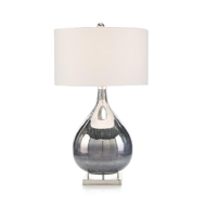 "John-Richard 34"" Smoky Blue Table Lamp JRL-9976"