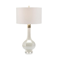 "John-Richard 34.5"" Pearlized Urn Table Lamp JRL-9997"