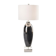 "John-Richard 38"" Smoky Blue Slender Table Lamp JRL-9970"