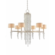 John-Richard Cascading Crystal Waterfall Six Light Chandelier AJC-8885