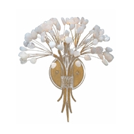 John-Richard Ceres Quartz Crystal Sconce AJC-9096