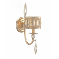 John-Richard Marquise Crystal One Light Wall Sconce AJC-8886