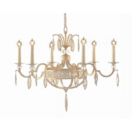 John-Richard Marquise Crystal Six Light Chandelier AJC-8888