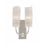John-Richard Natural Selenite 2 Light Sconce AJC-8872