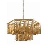 John-Richard Two Tiered 12 Light Chandelier AJC-9087