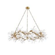 John-Richard Waving 12 Light Chandelier AJC-9083