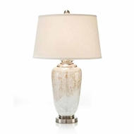 John-Richard Mottled Glass Table Lamp JRL-9570