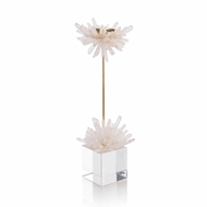 John-Richard Quartz Starburst Candlestick MD JRA-10089