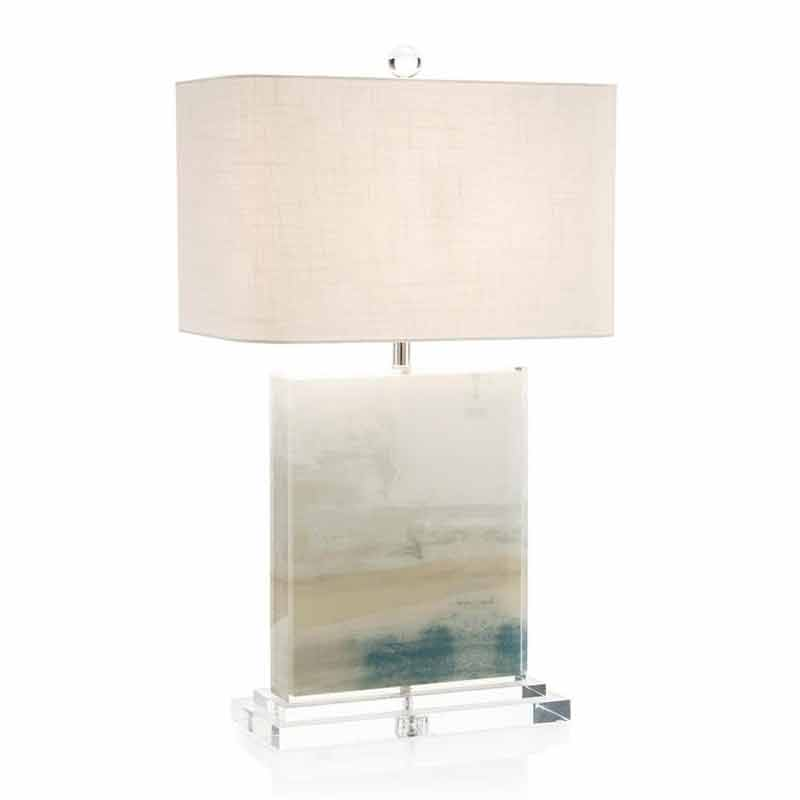 John-Richard Slated Table Lamp JRL-9635