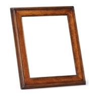 "Jonathan Charles Home 8""X10"" Country Walnut Picture Frame 493311"