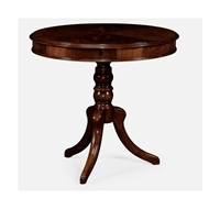 Jonathan Charles Home Centre Table In Antique Mahogany