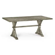Jonathan Charles Home Dining Table 491060-72L