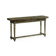 Jonathan Charles Home Small Chestnut Hunt Table