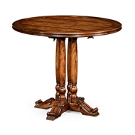 "Jonathan Charles Home 36"" French Round Country Dining Table 492238"