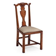 Jonathan Charles Home Chippendale Country Chair (Side) 492280 Walnut Medium