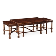 Jonathan Charles Home Chippendale Gothic Nesting Tables