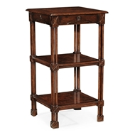 Jonathan Charles Home Chippendale Gothic Three-Tier Etagere 493491