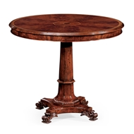 Jonathan Charles Home Regency Octagonal Pier Table