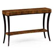 Jonathan Charles Home Art Deco Console Table (Satin) 494086