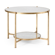 Jonathan Charles Home Glomis & Gilt Iron Centre Table 494104
