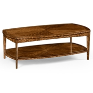 Jonathan Charles Home Hyedua Rectangular Coffee Table