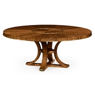 "Jonathan Charles Home 72"" Hyedua Circular Dining Table 494777-72D"