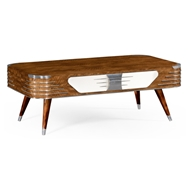 Jonathan Charles Home 50'S Americana Coffee Table