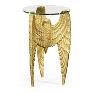 Jonathan Charles Home Three Winged End Table