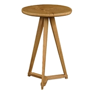 Jonathan Charles Home Oyster Side Table