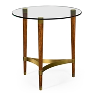 Jonathan Charles Home Hyedua Wood Lamp Table