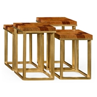 Jonathan Charles Home Signature Julian Argyle Bunching Coffee Table