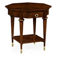 Jonathan Charles Home Octagonal Lamp Table