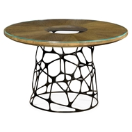 Jonathan Charles Home Circular Coffee Table