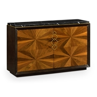 Jonathan Charles Home Bookmatched Walnut Sideboard 500098