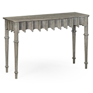 Jonathan Charles Home Artaross Console (Grey Oak)